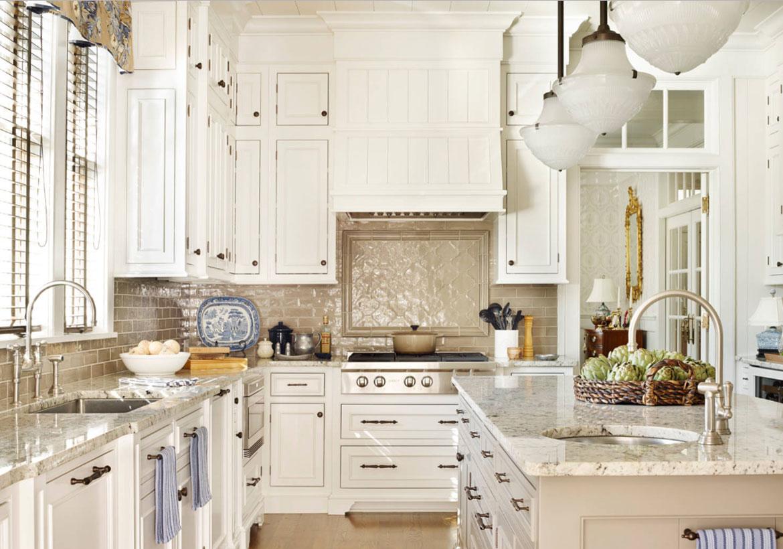 Inset Cabinet Design