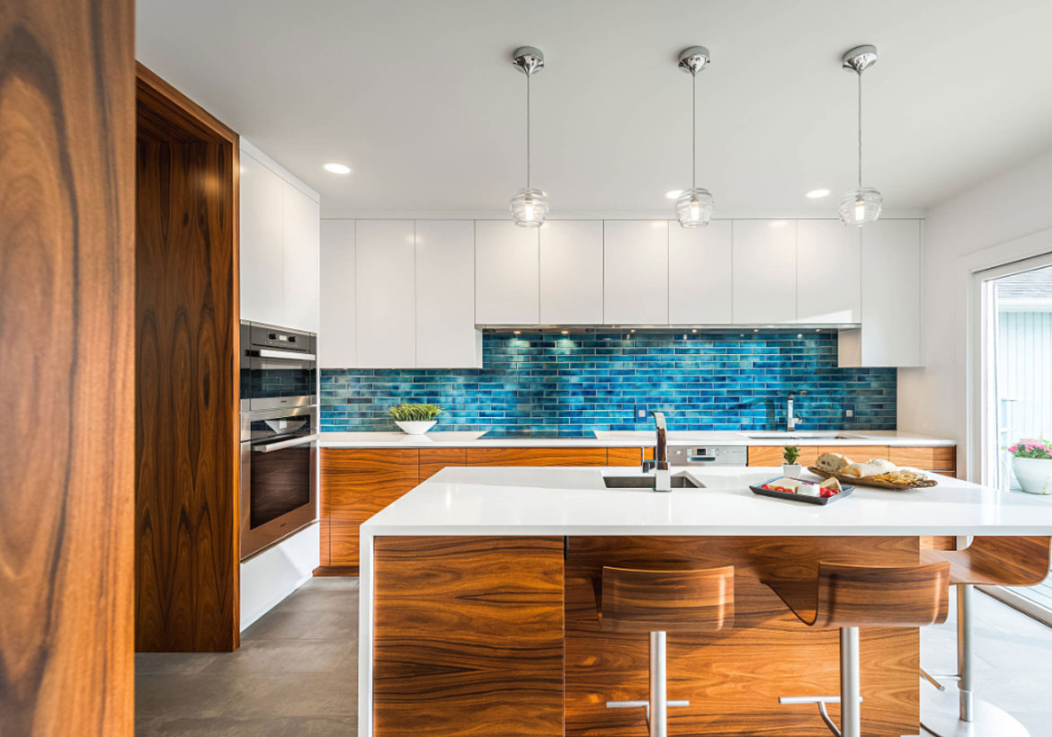 Wonderful Waterfall Edge Countertops