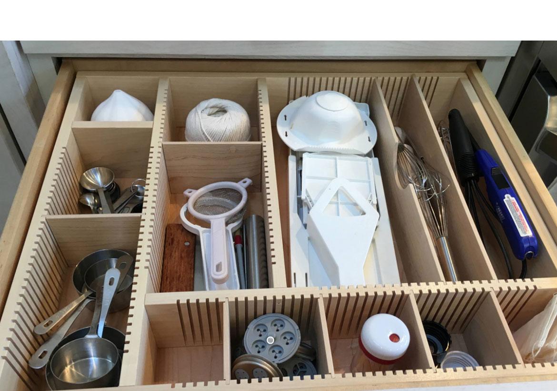Stellar Ways To Organize Your Kitchen Cabinets Drawers