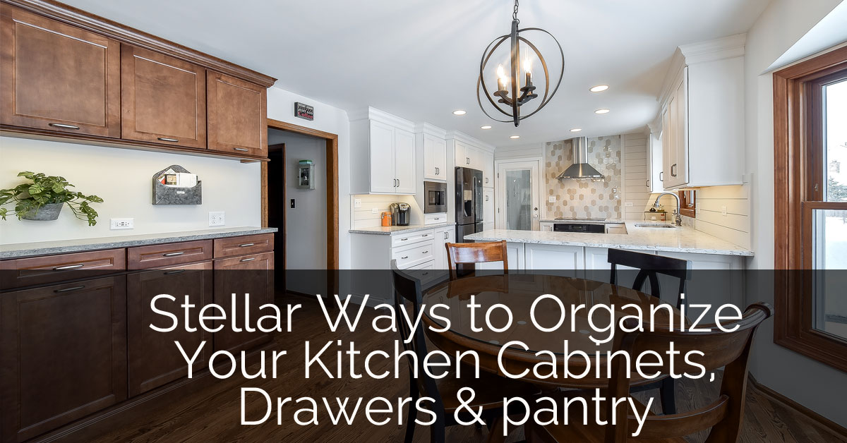 Cool Stellar Ways To Organize Your Kitchen Cabinets Drawers Download Free Architecture Designs Scobabritishbridgeorg