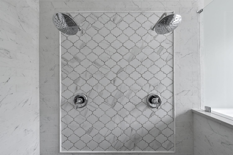 Shower tile St.Charles Sebring Design Build 10