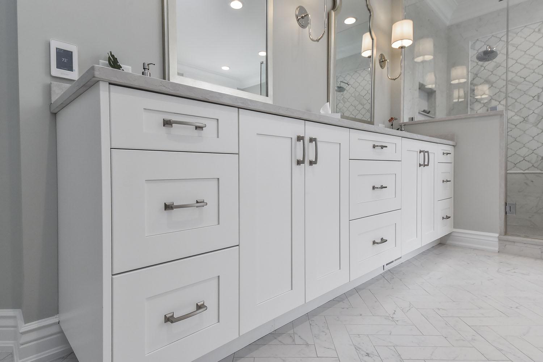 Brian Amp Sherri S Master Bathroom Remodel Pictures Home