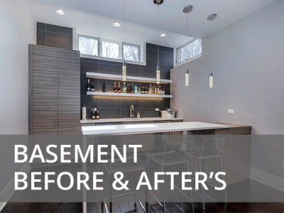 Basement Before and After's Portfolio