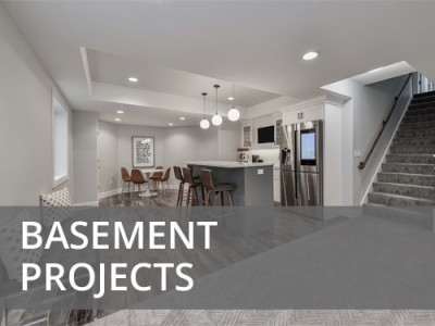 Basement Projects Portfolio