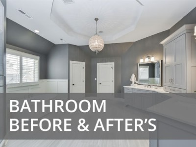 Bathroom Before and After's Portfolio