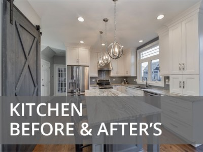 Kitchen Before & After's Portfolio