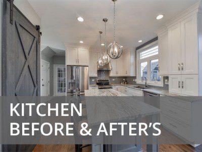 Kitchen Before & After's Portfolio