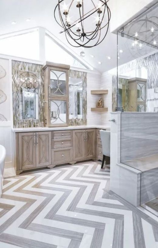 Herringbone Vs Chevron Tile Patterns How Are They Different