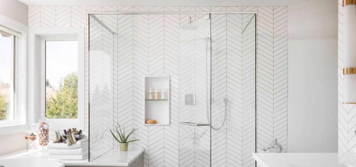 Herringbone Vs Chevron Tile Patterns How Are They Different Home Remodeling Contractors Sebring Design Build