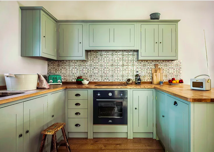 Kitchen Cabinet Colors In 2019