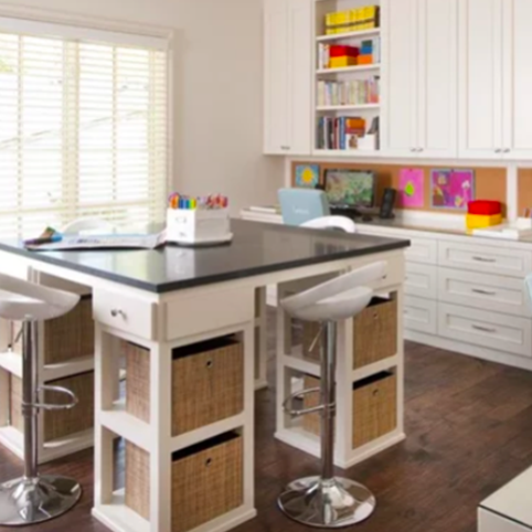 30 DIY Computer Desk Ideas & Plans | Sebring Design Build