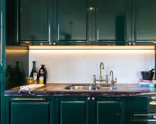 26 Green Kitchen Cabinet Ideas