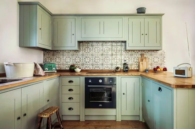 Kitchen Cabinet Colors | Sebring Design Build