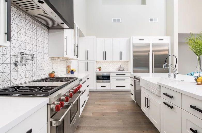 32 Kitchen Cabinet Hardware Ideas Sebring Design Build