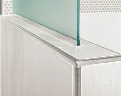 tile edge trim metal