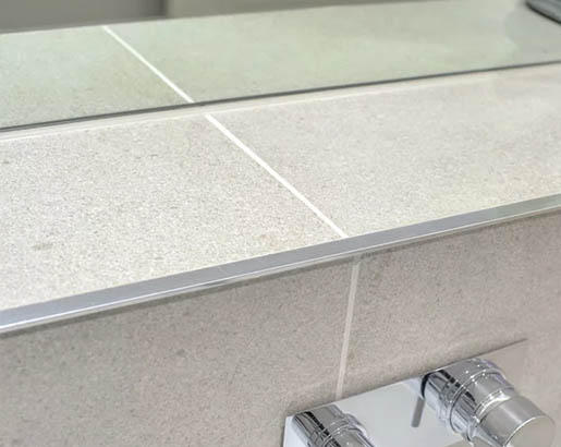 Tile Edge Trim Ideas Sebring Design Build