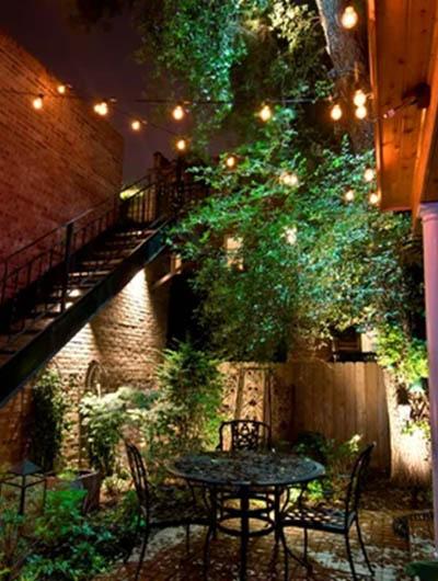 30 Outdoor Patio Led Bistro String Lights Ideas Sebring Design
