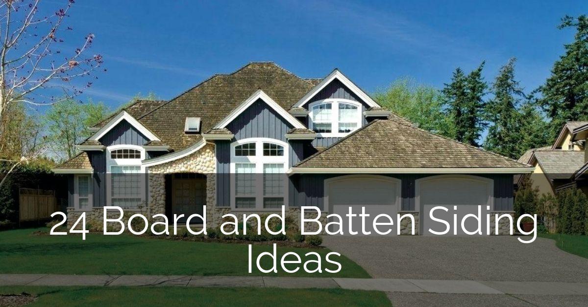 24 Board and Batten Siding Ideas | Sebring Design Build