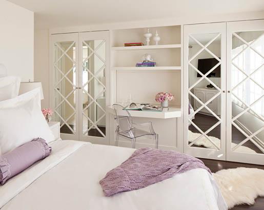 18 Closet Door Ideas | Sebring Design Build | Design Trends