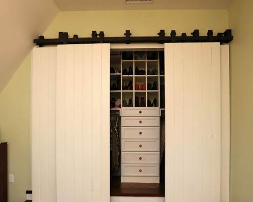 18 Closet Door Ideas Sebring Design Build Trends