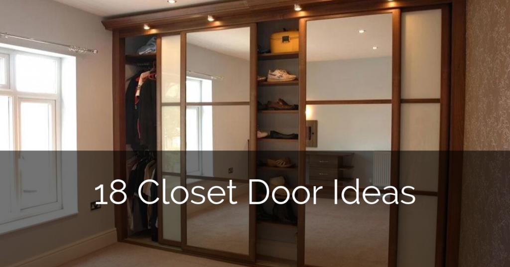 18 Closet Door Ideas Sebring Design Build Design Trends