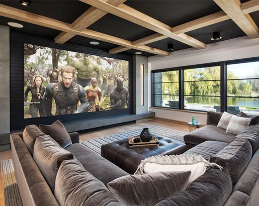 31 Home Theater Ideas That Will Make You Jealous | Sebring ... Modern Small Home Theater Room Design on modern home bar design, modern home library design, modern computer room design, custom home theater design, modern home kitchen design, modern home media room, luxury home theater design, home theater systems design, modern tv room design, modern luxury homes design, home movie theater design, modern home gym design, modern home office design, modern house interior design living room, modern kitchen room design, modern living room decor, modern bar room design, modern living room interior design ideas, modern living room ceiling design, modern entertainment room design,