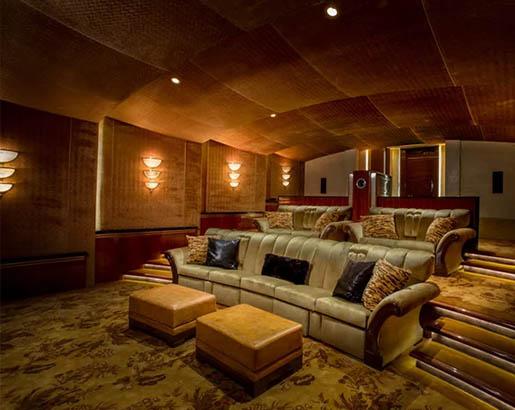 Home Architec Ideas Best Home Theater Room Design