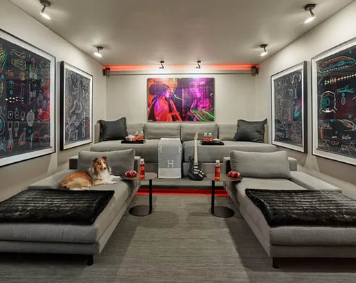 31 Home Theater Ideas That Will Make You Jealous Sebring