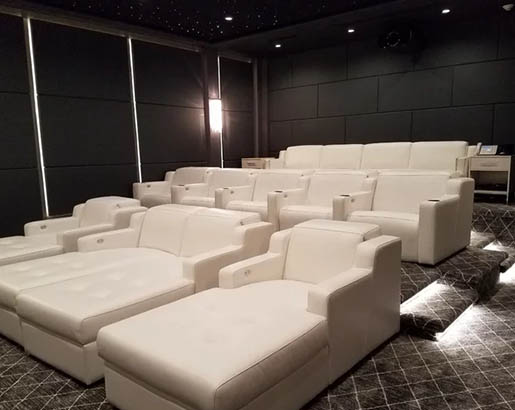 31 Home Theater Ideas That Will Make You Jealous | Sebring ...