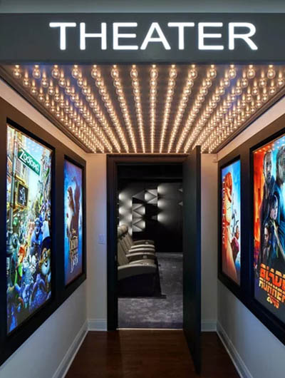 31 Home Theater Ideas That Will Make You Jealous
