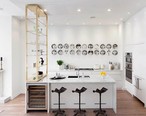 32 Floating Kitchen Shelving Ideas Sebring Design Build Design Trends