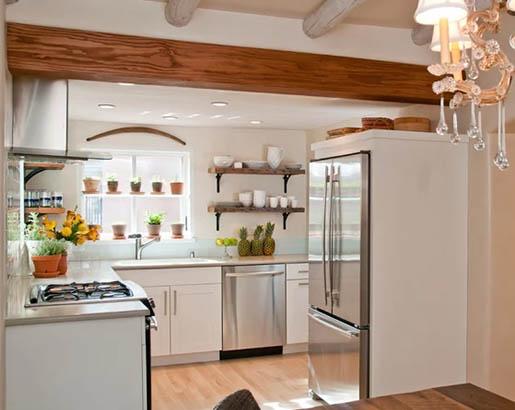 32 Kitchen Shelving Ideas | Sebring Design Build | Design Trends