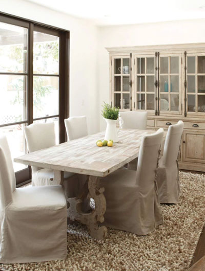 26 French Country Dining Room Ideas, French Country Dining Room Table Set