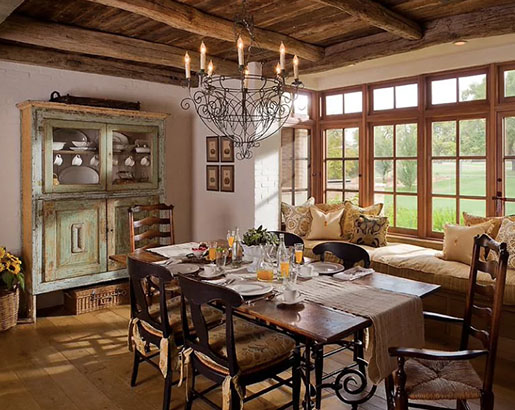 26 French Country Dining Room Ideas Sebring Design Build