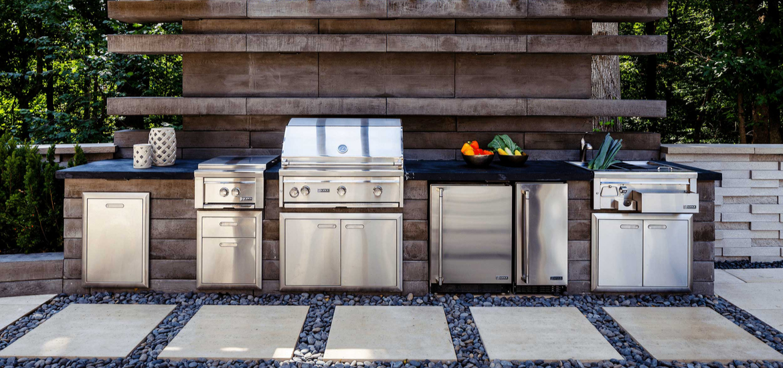 24 Fantastic Outdoor Kitchen Ideas, Outdoor Kitchen Cabinet Ideas