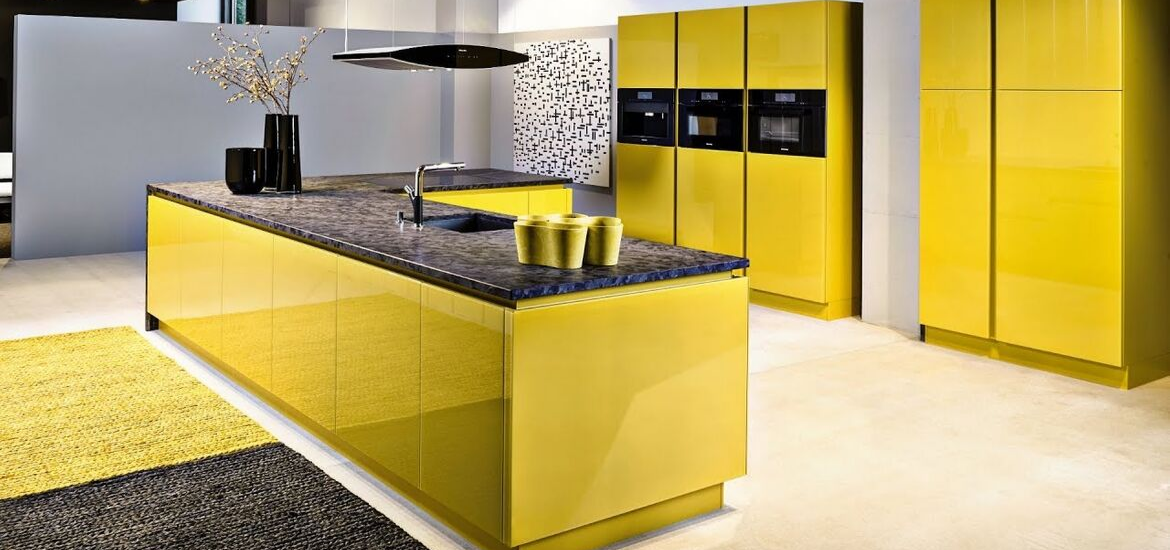 24 Yellow Kitchen Cabinet Ideas Sebring Design Build