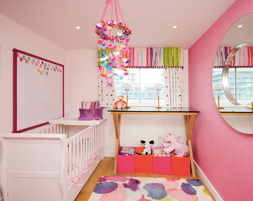 35 Cute Baby Girl Nursery & Bedroom Ideas | Sebring Design Build