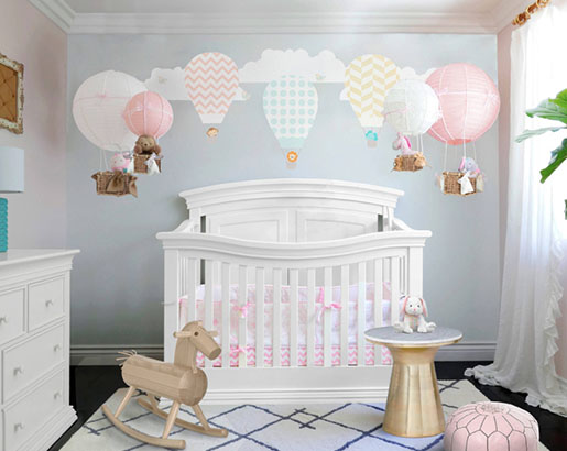 35 Cute Baby Girl Nursery Bedroom Ideas Sebring Design Build