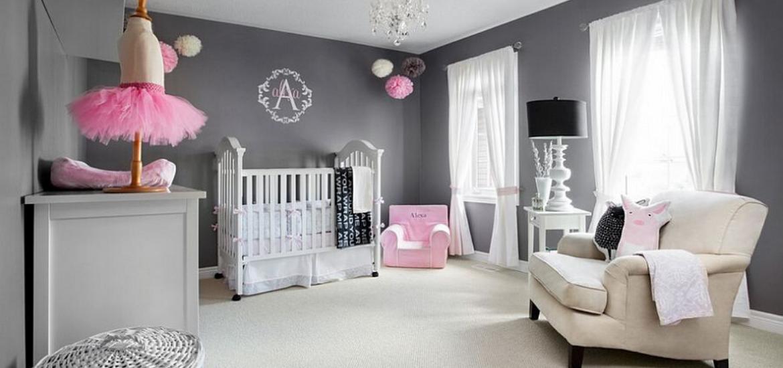 Cute Baby Nursery Bedroom Ideas