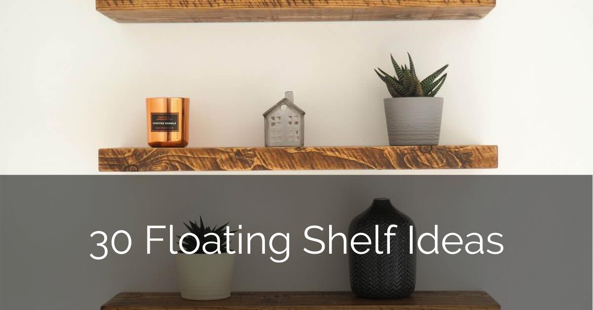 Floating Shelf Ideas Sebring Design Build Homeowner Tips