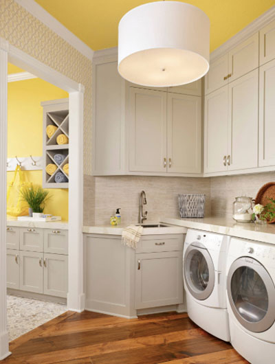 Best Laundry Room Paint Color Ideas Sebring Design Build