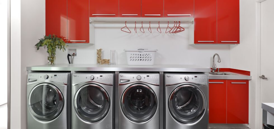 10 Fascinating Small Laundry Room Design Ideas
