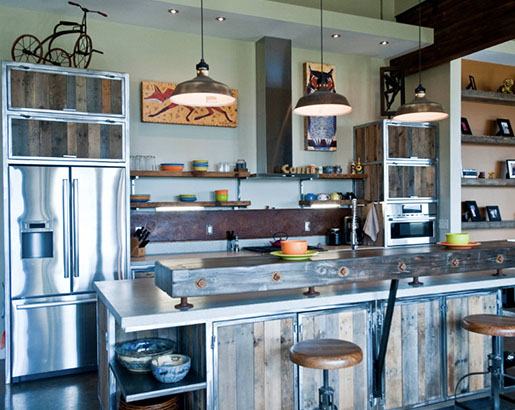 31 Steel Metal Kitchen Cabinet Ideas Sebring Design Build
