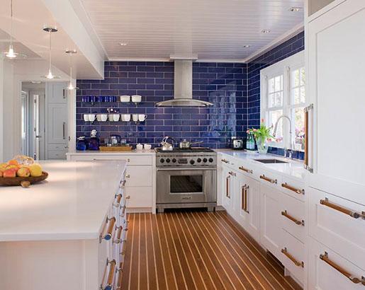 31 Nautical Coastal Kitchen Decor Ideas Sebring Design Build