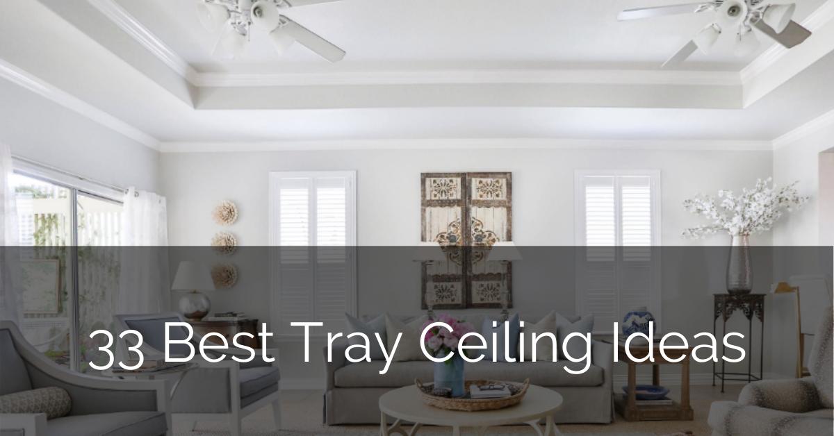 33 Best Tray Ceiling Ideas Sebring