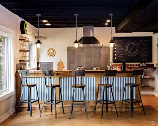43 Unique Custom Bar Top Ideas Sebring Design Build Trends