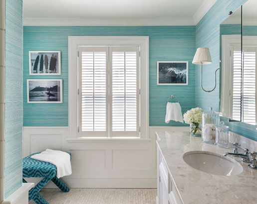 31 Nautical Coastal Beach Bathroom Decor Ideas Sebring Design Build
