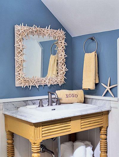 Nautica Bathroom Decor 31 Nautical, Sailor Themed Bathroom Accessories