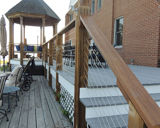 35 Unique Deck Railing Ideas | Sebring Design Build