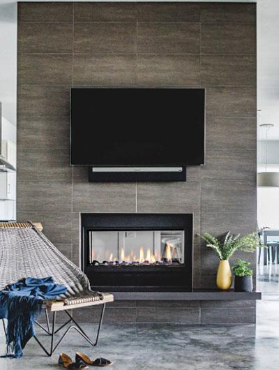 35 Stunning Fireplace Tile Ideas | Sebring Design Build